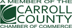 bytes & words is a member of the Carroll County Chamber of Commerce
